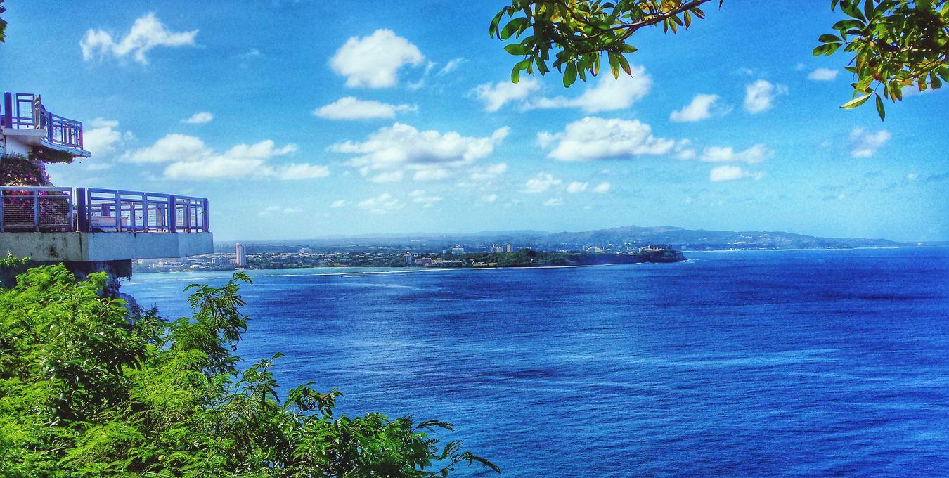 Relaxing Taking Photos Hello World Cloudporn Guam Goodmorning ♥ Twoloverspoint Guam Enjoying Life Chelv19