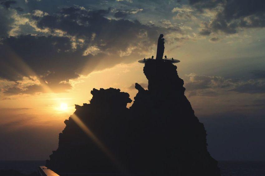 Biarritz Photography Sunset Holiday