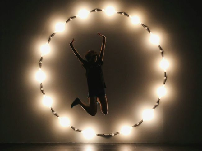 Jumpshot Circle Lights