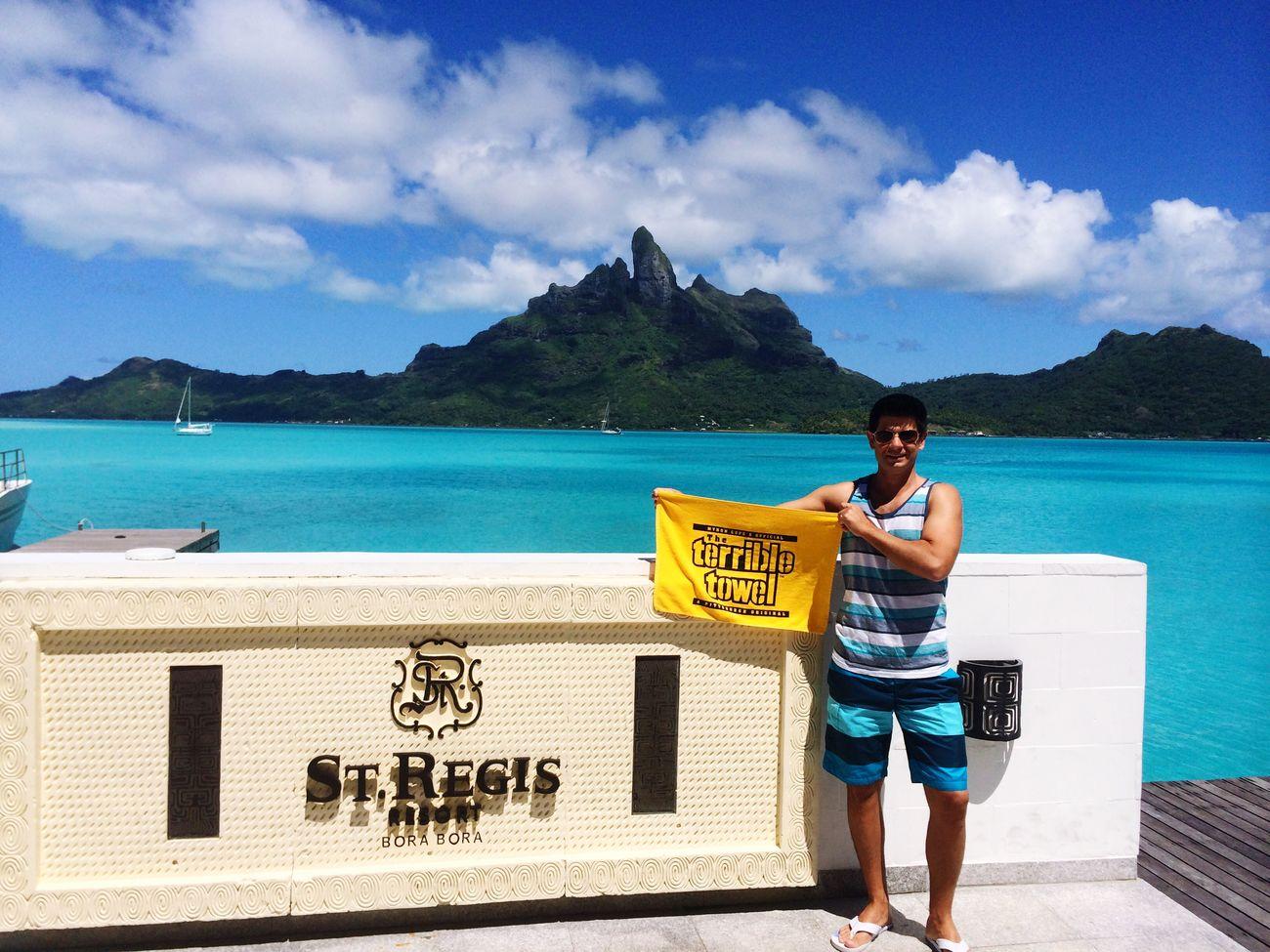 Steelers Pride  Bora Bora  View That's Me