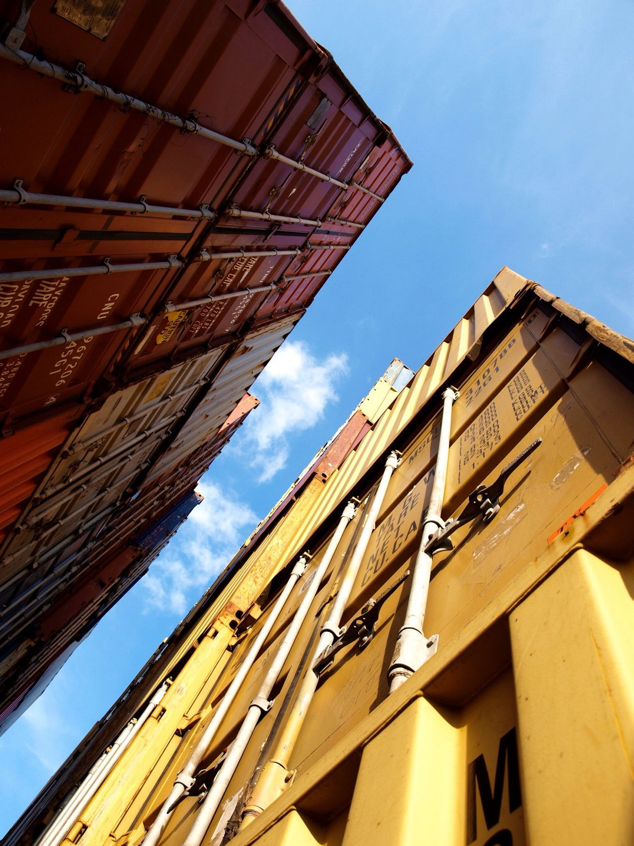 Beautiful stock photos of industrial, Cargo Container, Container, Day, Harbor