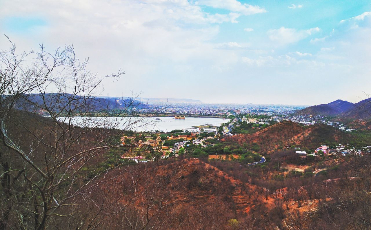 Cloud - Sky Sky Sea Outdoors Water Day Nature No People Scenics Beauty In Nature Horizon Over Water Mountain Jaipur Rajasthan Jaipurdiaries Jaipur_diaries Jaipur Fort 99thpost The Architect - 2017 EyeEm Awards The Great Outdoors - 2017 EyeEm Awards Neighborhood Map EyeEm Selects Sommergefühle