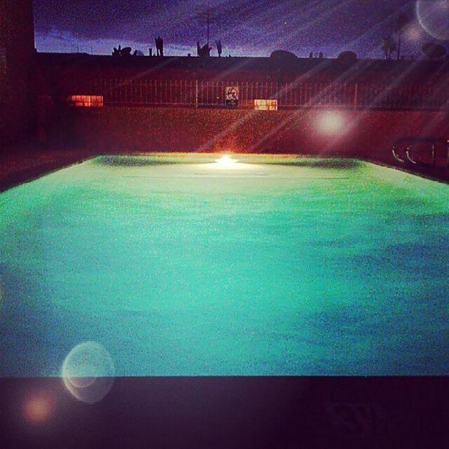 Pool side for nowLoveTheColor Jettspool Shallyoujoinme Westla palmslosangeleslove @jettcenterfold