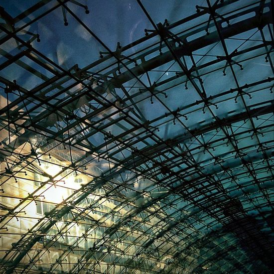 Frankfurtflughafen Fraport Ffm Fernbahnhof architecture