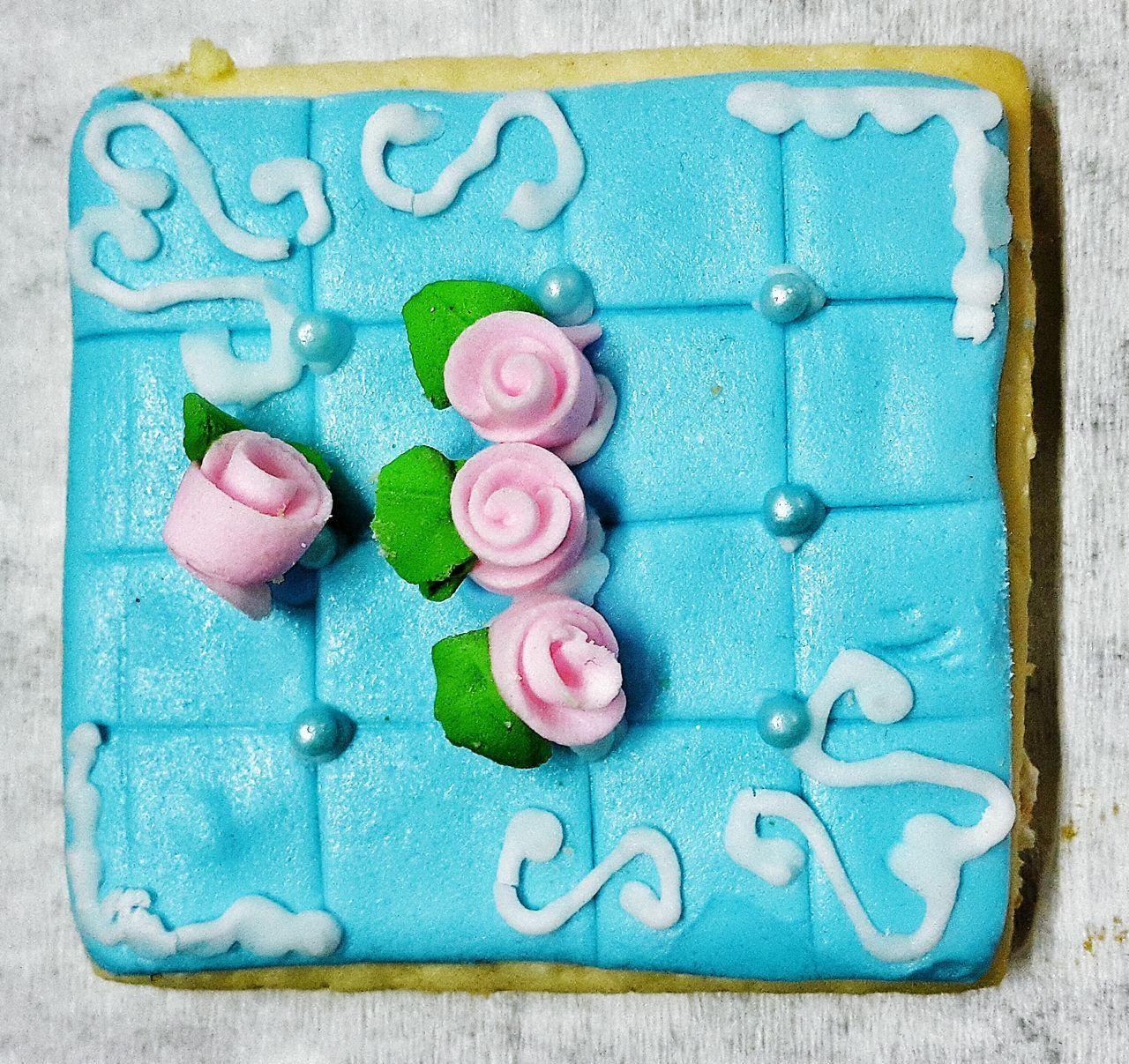Cake Torta Celeste Cake♥ Small Cake Light Blue Sweet Things Sweet Thing