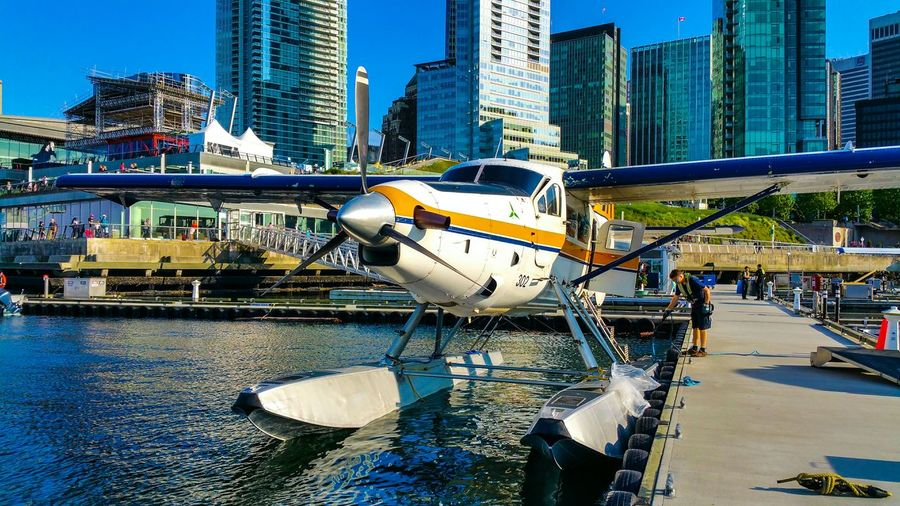 Dehavilland Otter. Took this bird yp to a remote lake in British Columbia. Flying Airplane Sea Plane Vancouver BC Ocean