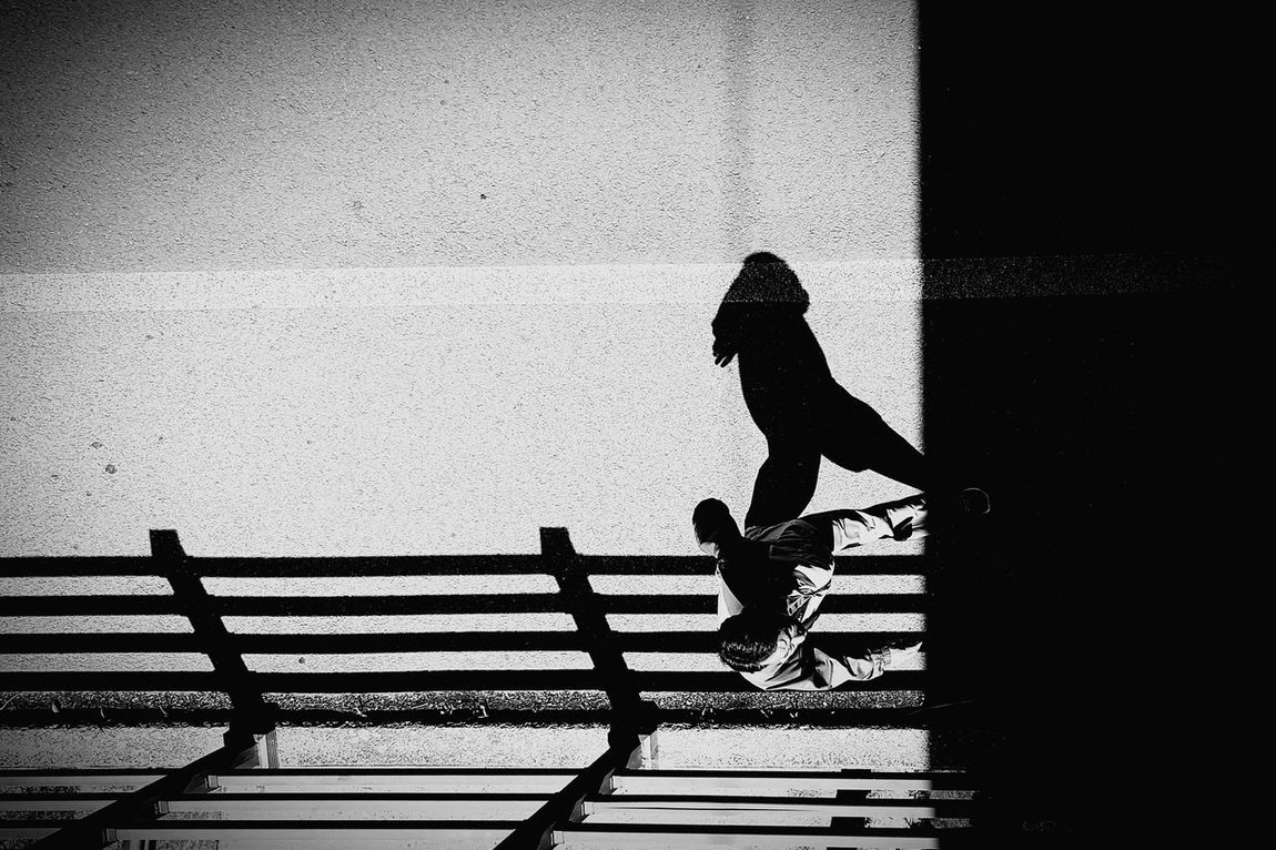 Real People Full Length One Person Day Shadow Outdoors Leisure Activity Lifestyles Women Silhouette One Woman Only Only Women People Adult Adults Only EyeEm Phillipines Eyeem Philippines Album Eyeem Philippines Black & White Blackandwhite Place Of Heart The Street Photographer - 2017 EyeEm Awards