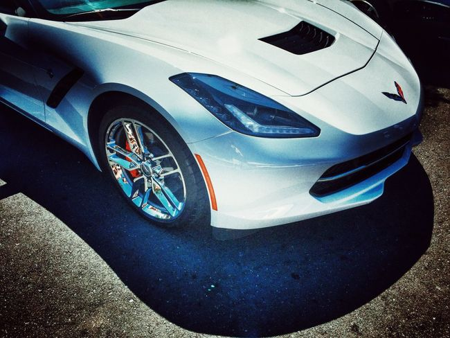 Chevrolet Corvette Car Cars Corvette Hollingsworth IPhoneography Fine Art Photography