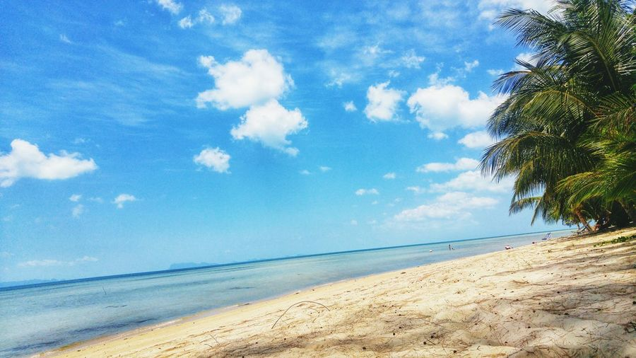 Koh Samui Thailand Blue Skies Blue Water All Year Summer 💛🌴😊💋