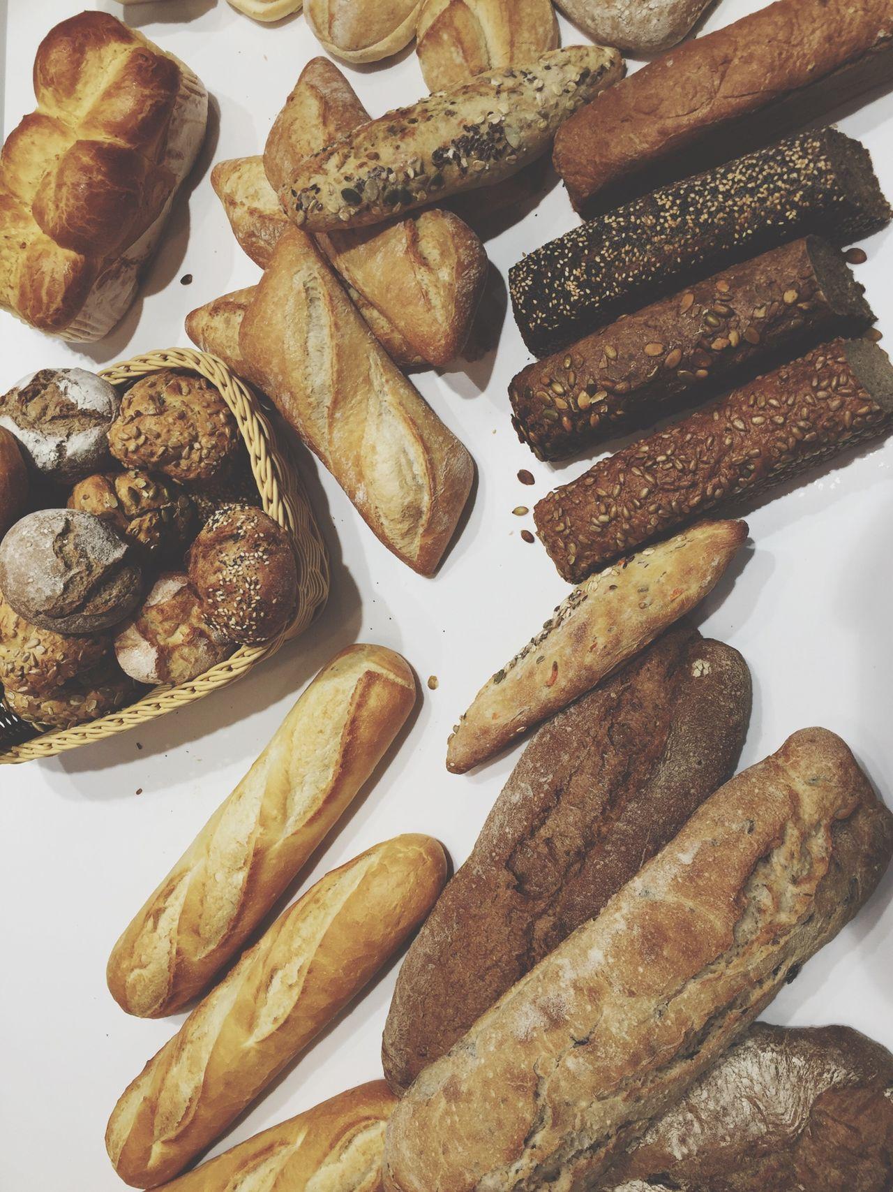 Bread Baguette Bread Roll Bun Buns Selection Food