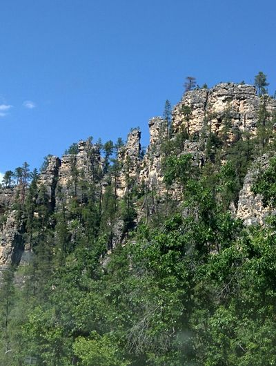 Taking Photos Mountains And Sky Spearfish Canyon Southdakota Sky_collection
