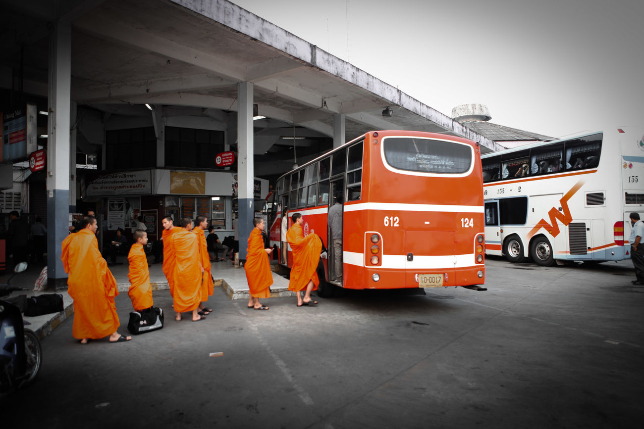 thai buddhists. in the morning at chianmai acade. Chiangmai Thailand Beatiful Thailand