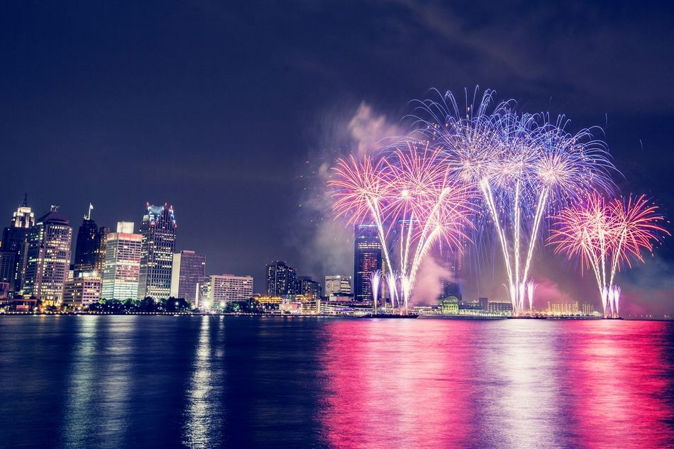 Beautiful stock photos of new year, Architecture, Building Exterior, Canada, Celebration