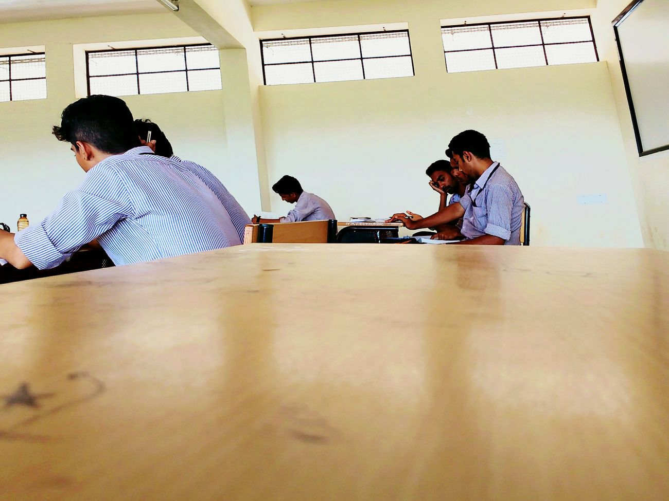 Exam_time Exam_fever First Eyeem Photo