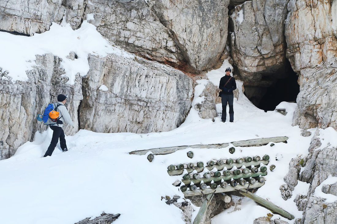 Canon EOS 6D Adrenaline Alpinism Cold Dolomites Dolomites, Italy Europe Extreme Extreme Sports Italy Italy❤️ Landscape Landscape_Collection Landscape_photography Snow Sport Torre Di Toblin Travel Travel Destinations Via Ferrata Winter