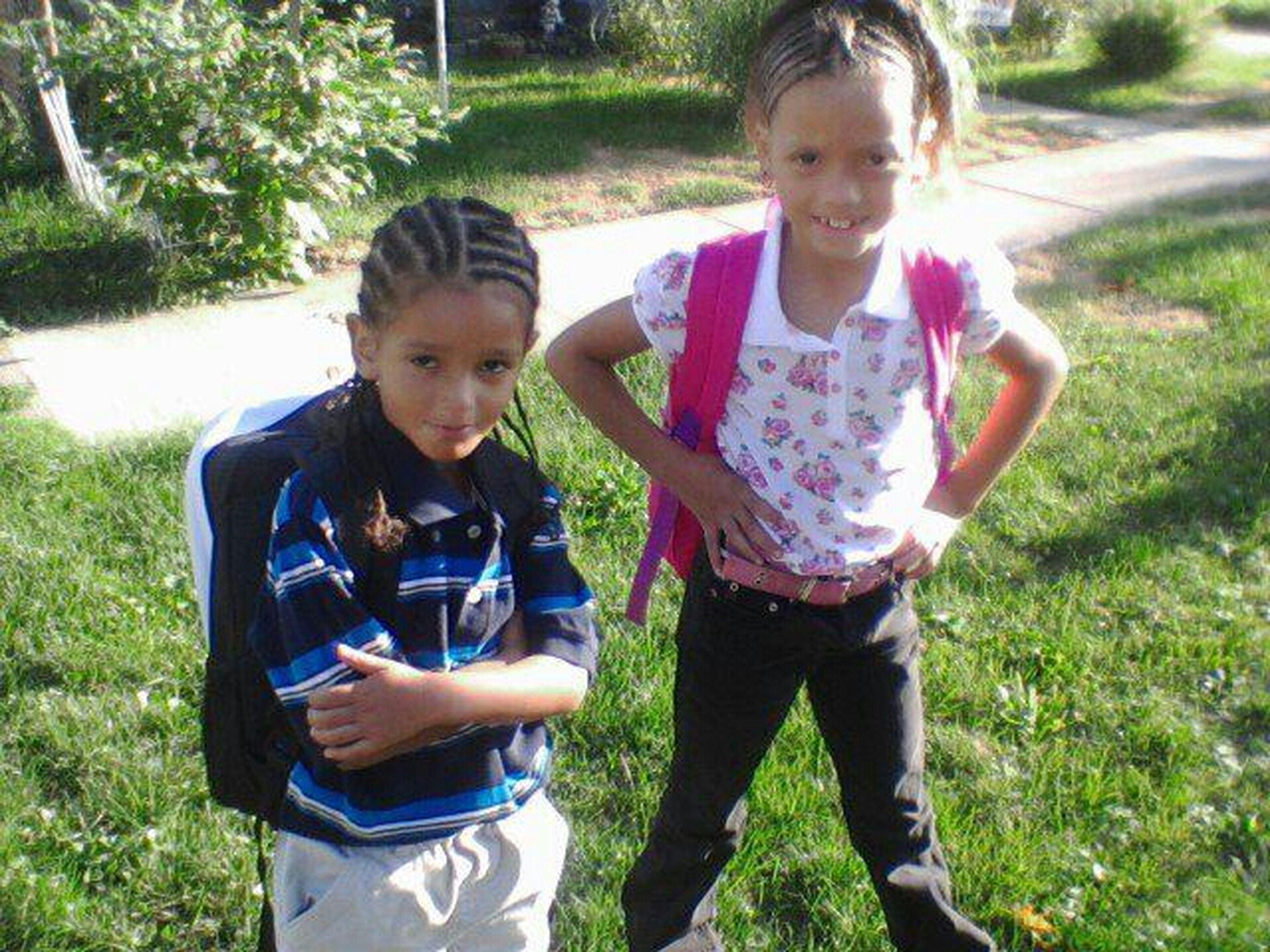 Lil Sister N Brother