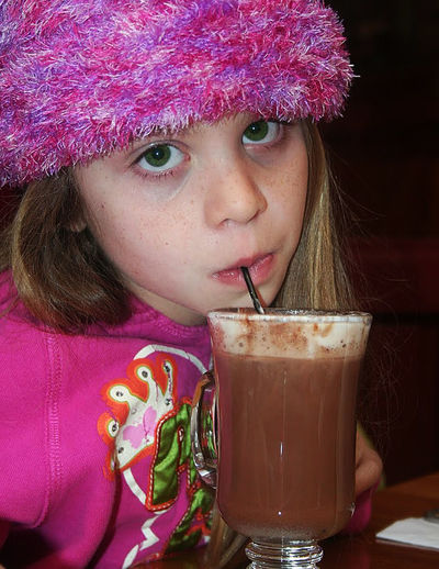 Sipping hot chocolate Hot Chocolate Girl Drinking Hot Chocolate sipping hot chocolate