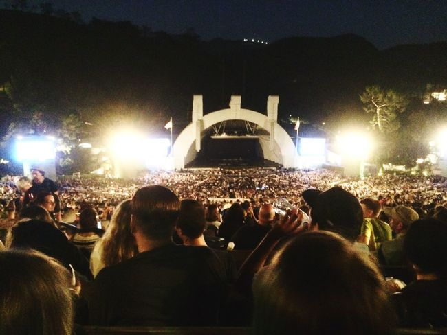 Hollywood Bowl Kraftwerk 3D People And Places Live 3D 3D Live