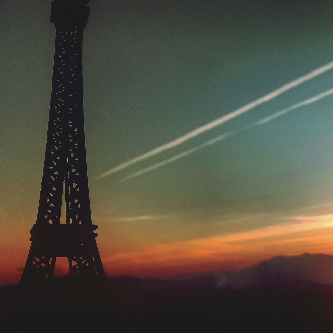Tower Sky Silhouette Sunset Outdoors No People Day Loversunset Sunlight Phoyography EM Astronomy Aerospace Industry Perpective