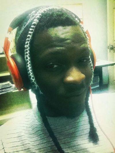 My nappy ahh head lol