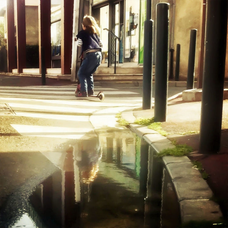 streetphotography in toulouse by Mr Freakz