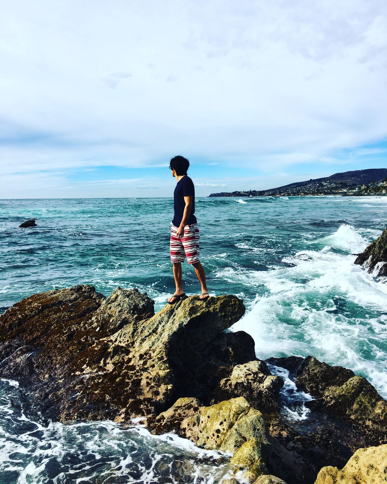 Looking Into The Future Looking Out To Sea. Ocean View Ocean Pacific Ocean Life Is A Beach Laguna Beach California Blue Wave The Great Outdoors - 2016 EyeEm Awards