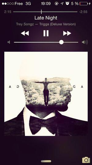 Trey Songz Trigga Album ???✨
