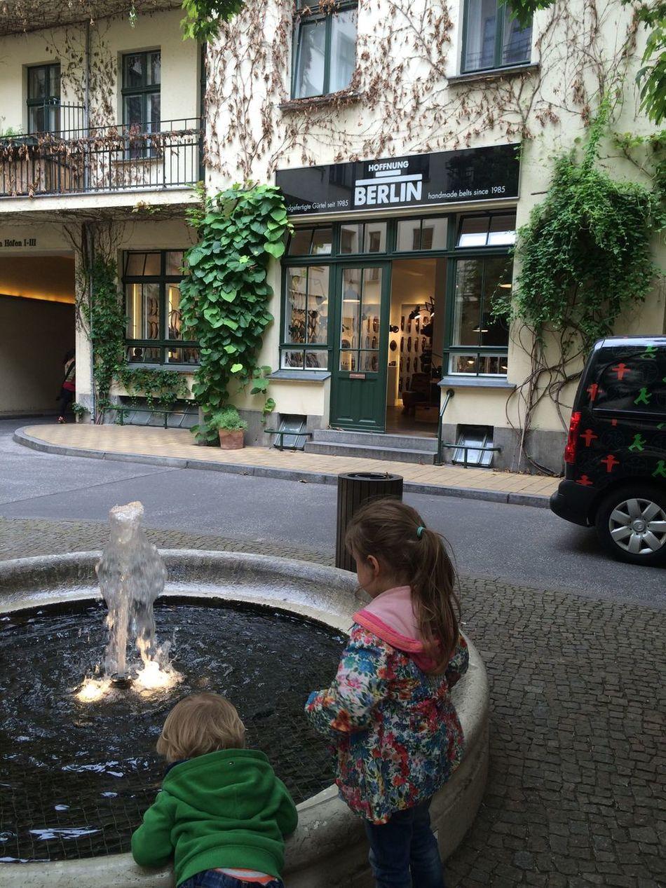 Travel to Berlin, we're I've lost my Heart Urban TheUrb Leben Mit Kids Btfu Kinder Berlin Berliner Ansichten Hackische Höfe Heart Urban Kids Hauptstadt