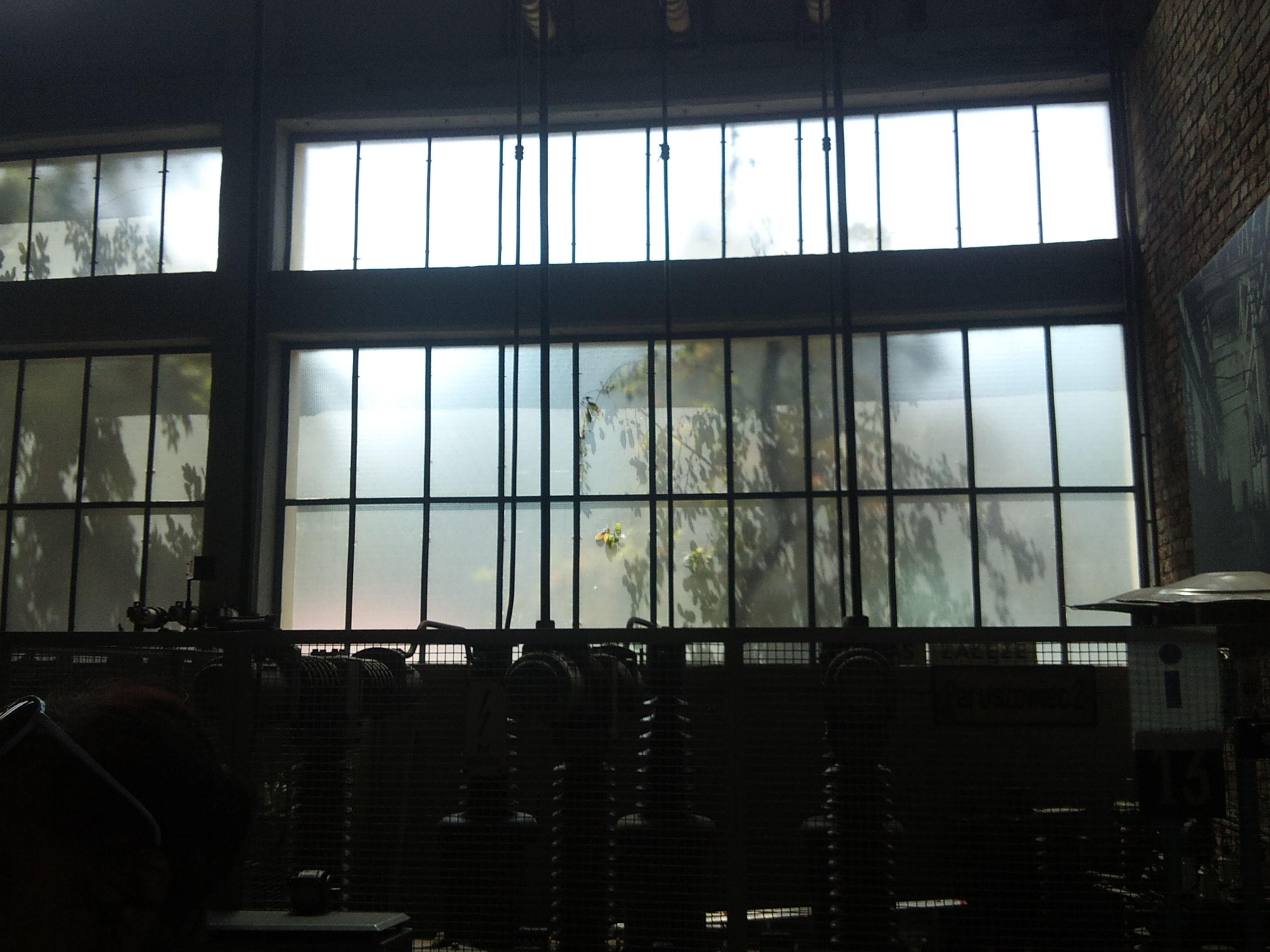 Interior Of Power Station