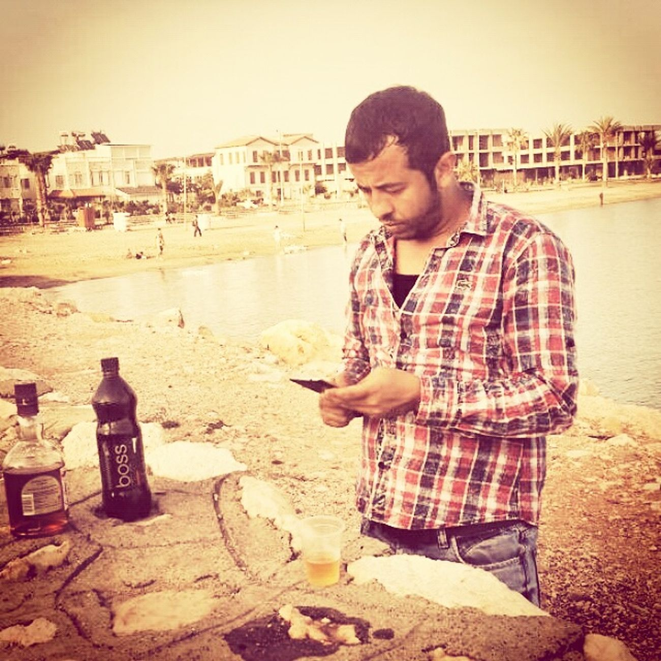 Chivas Regal Beach Relaxing Bad Boys Turkey Ankara aksam aksam √√