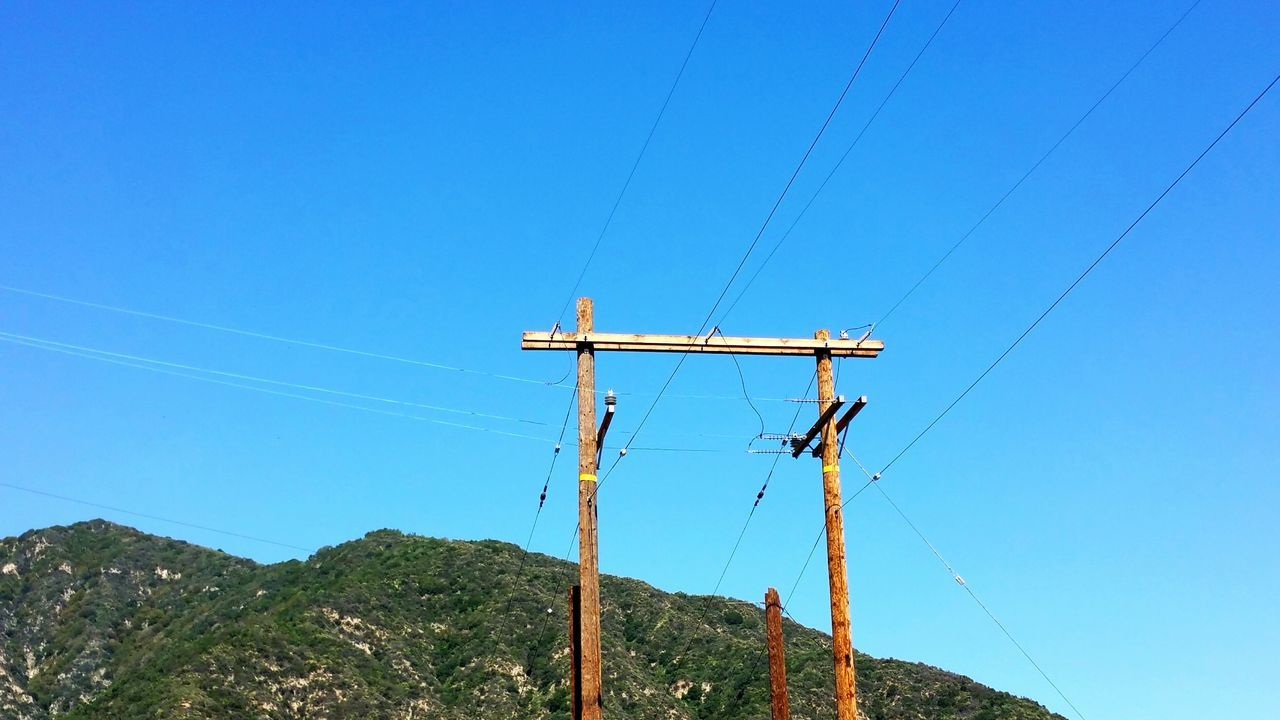 Blue Wave Power Lines Man And Nature Blue Sky Sky_collection Lines Mountains And Sky Mountain_collection Showcase April Check This Out Enjoying Life Sunday Drive Relaxing Pattern, Texture, Shape And Form EyeEm Best Shots Eyem Gallery This Week On Eyeem The Great Outdoors - 2016 EyeEm Awards