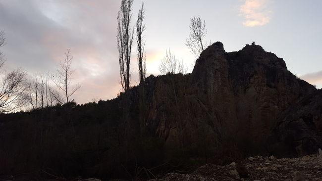 Şengem Kayası Bolu