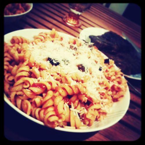 Pasta Taking Photos Food Dubai