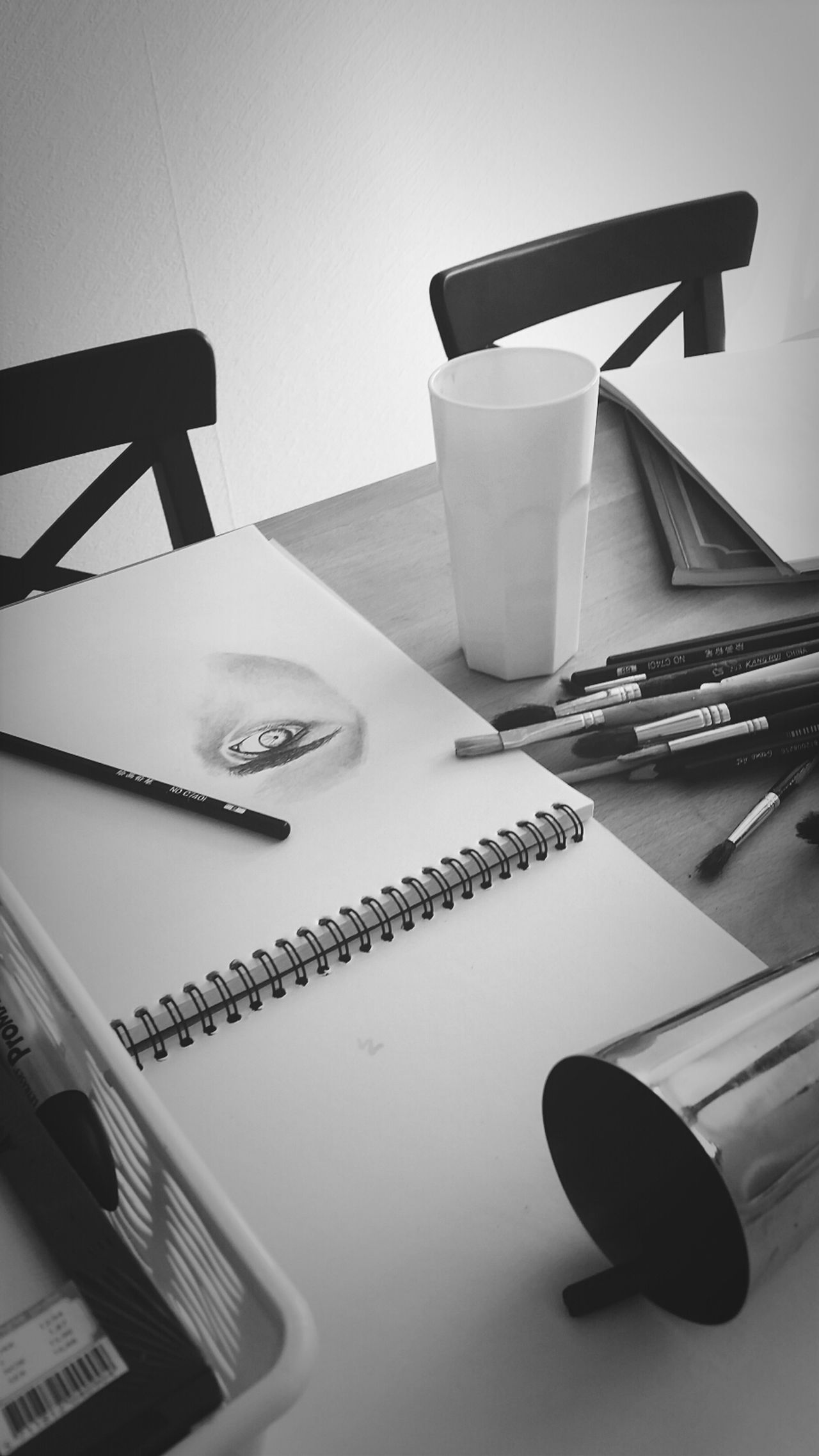 Beautiful stock photos of sketch, Art And Craft, Creativity, Drawing, Glass