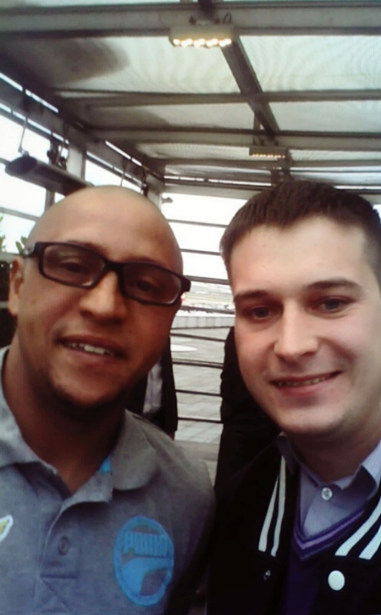 Roberto Carlos Taking Photos Football EyeEm Best Shots Popular Photo RobertoCarlos Selfie