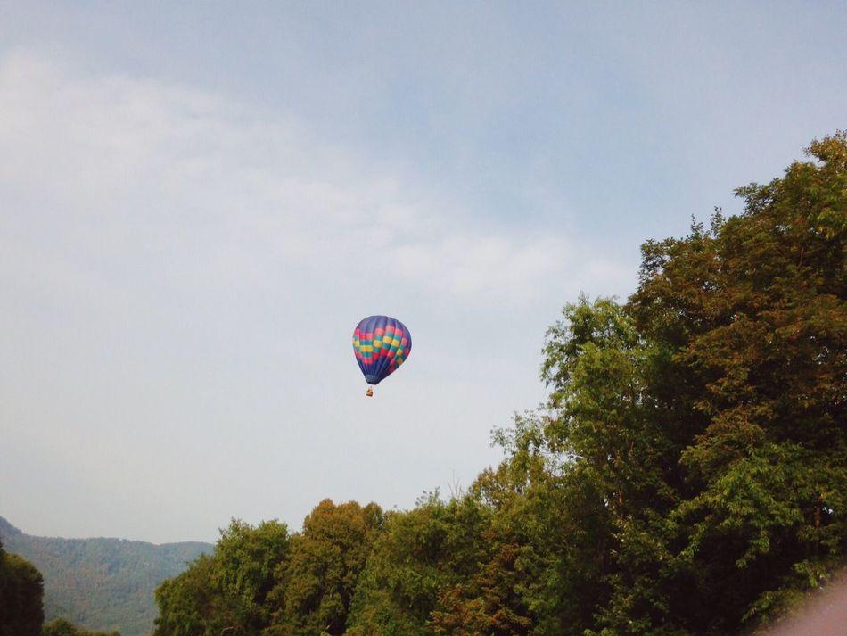 Adventure Hotairballoon Sky Dreamer Aroundtheworld