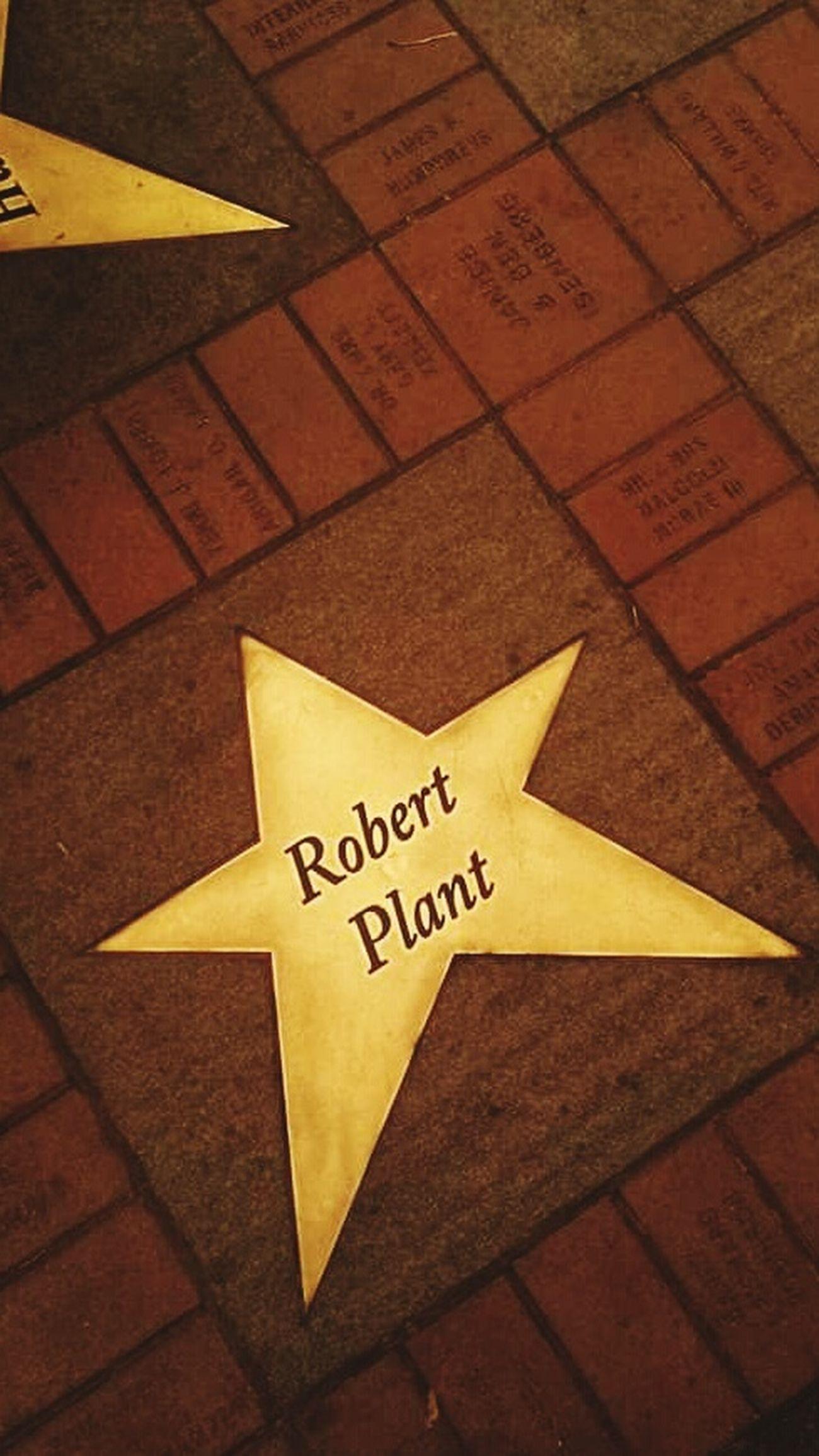 Downtown Memphis Robertplant LedZep Star