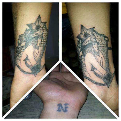 Coverup Dövmekapatma Tattoos People Watching Tattoblack Working Hard Dövmesanatı Tattooartist  Tattoolowe Bostancı Sahili