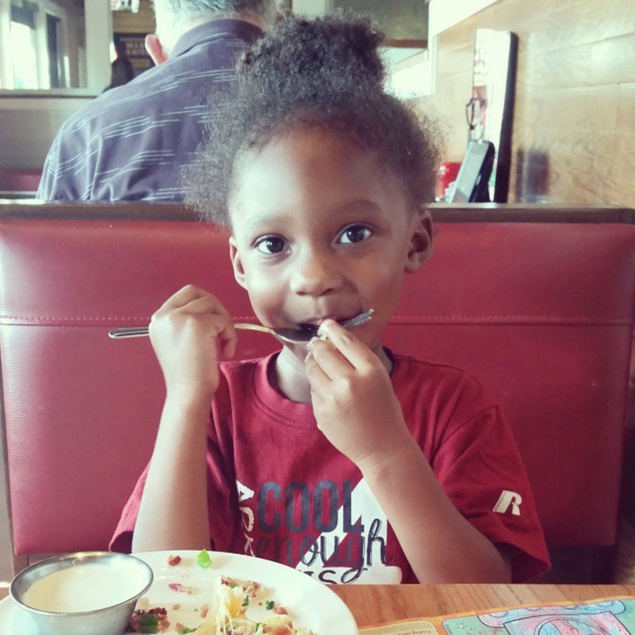 My date today while we watch the Dallascowboys play the Newyorkgiants PicturePerfect Proudparent Proudfather  ModernFather