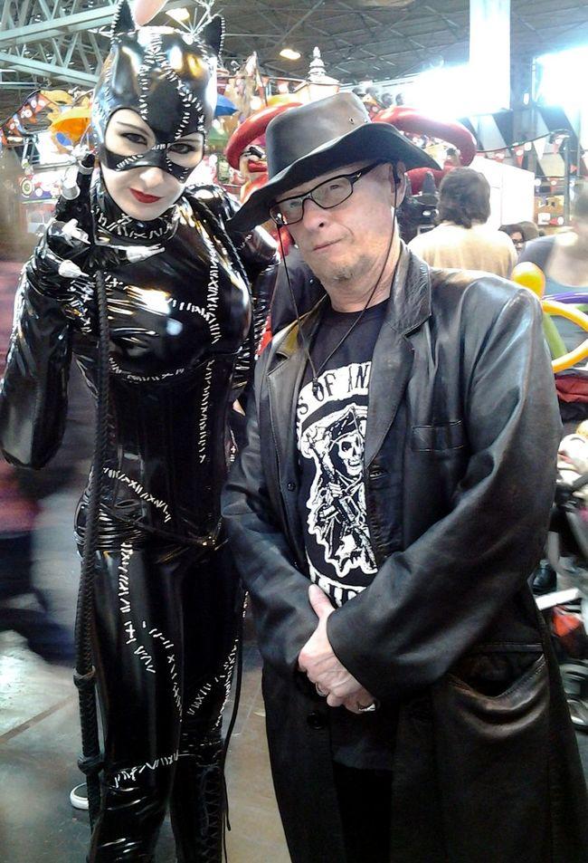 Catwoman Cosplay Batman Sleeping Dogs 2014