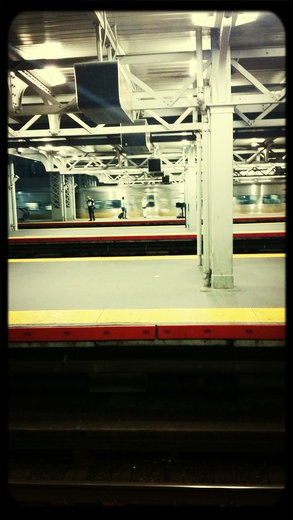 Trainstation First Eyeem Photo