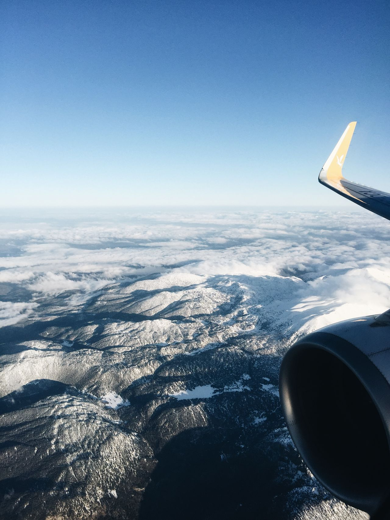 Airplane wing and aereal view at Turkey Aereal View Aerial View Air Vehicle Aircraft Wing Airplane Airplane Wing Beautiful Beauty In Nature Cold Temperature Engine Flying Horizon Journey Landscape Mode Of Transport Mountain Nature Pegasus Pegasus Airlines Scenics Snow Tranquility Transportation Travel Turkey