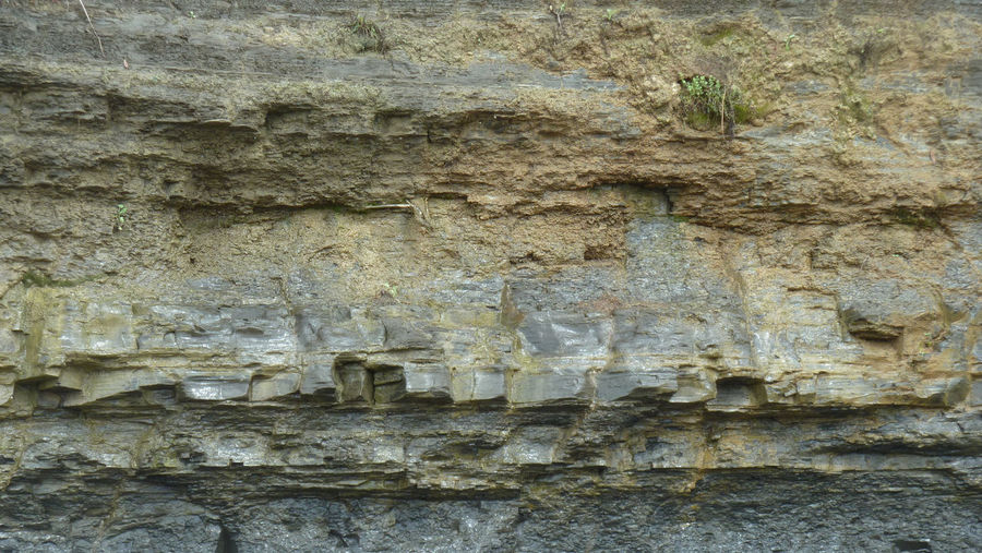 Rocky wall background Architecture Built Structure Cliff Close-up Day No People Outdoors Rocky