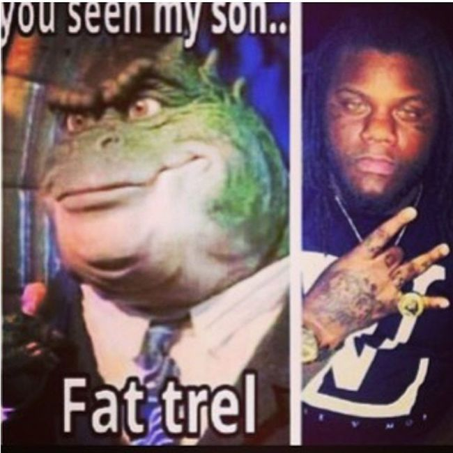 ????? WordsCannotExplain Ctfu FatTrel Dinosaurs Repost from @mac_junkytesh