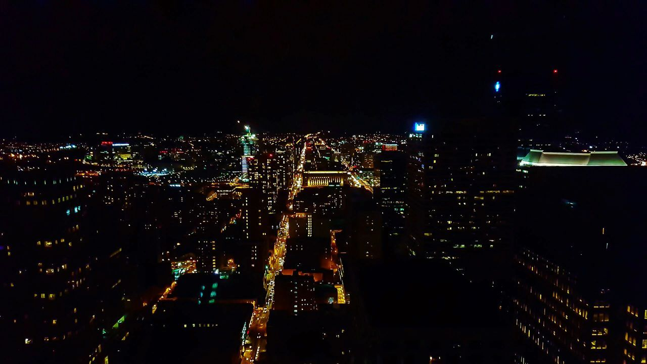 Philadelphia from floor 37 Philadelphia City Cityscapes City Lights Night Nightphotography Night Lights Pennsylvania Vista Streets Urban Landscape Urban Travel R2L Streamzoofamily StreamzooVille Tadaa Community