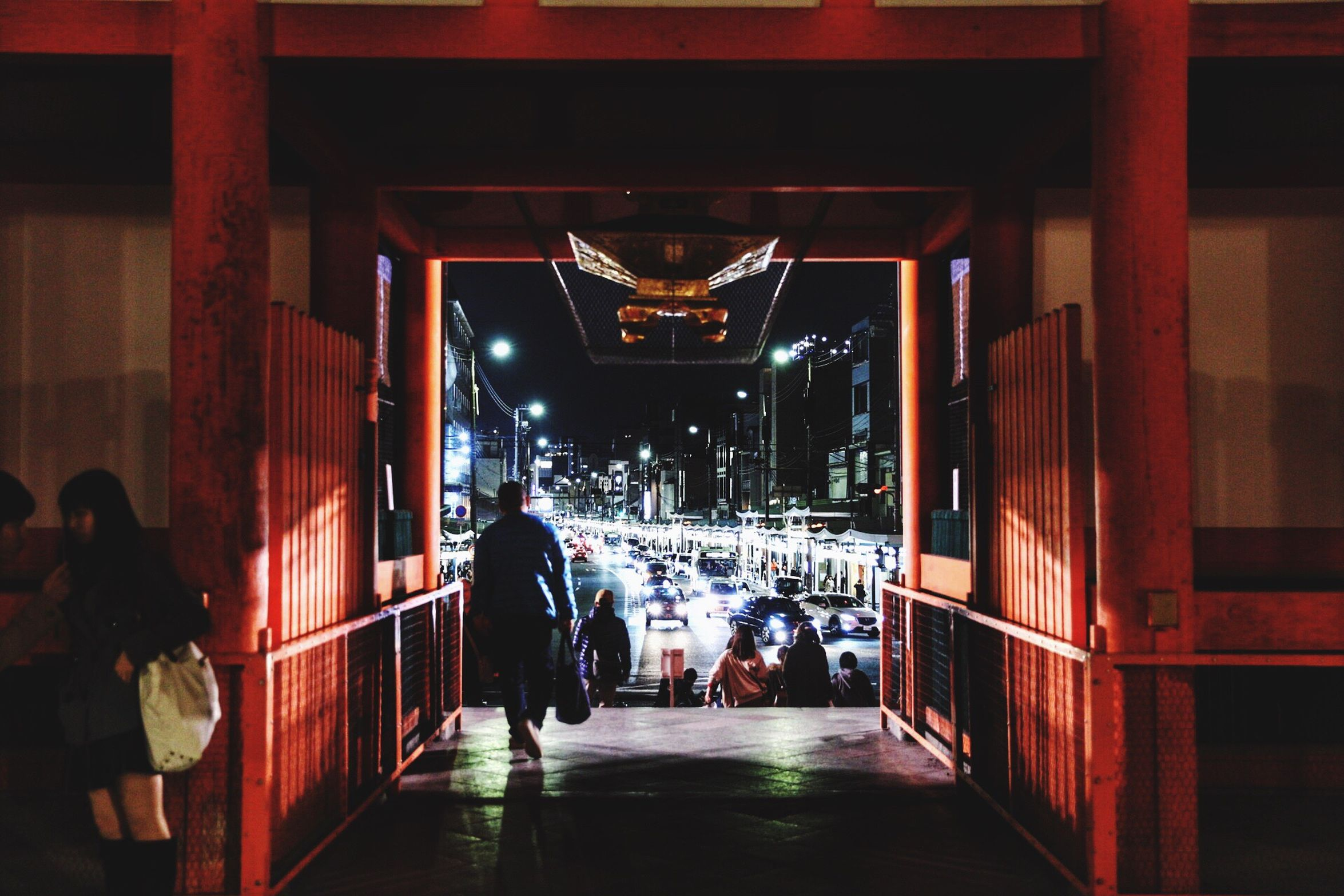 Yasaka-jinja Shrine Kyoto Japan 八阪神社 四条通り 京都 日本