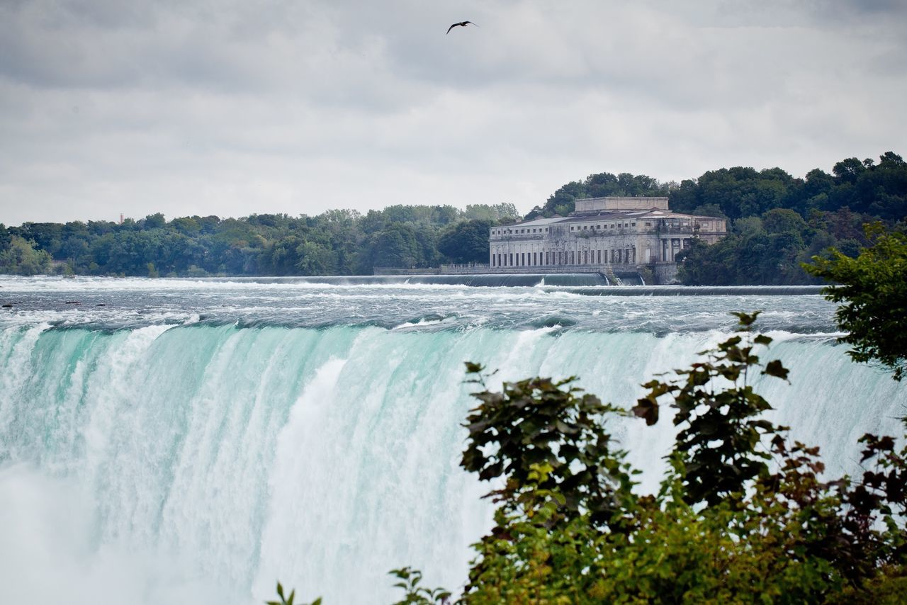 Beautiful stock photos of niagara falls, Beauty In Nature, Canada, Cloud - Sky, Cloudy