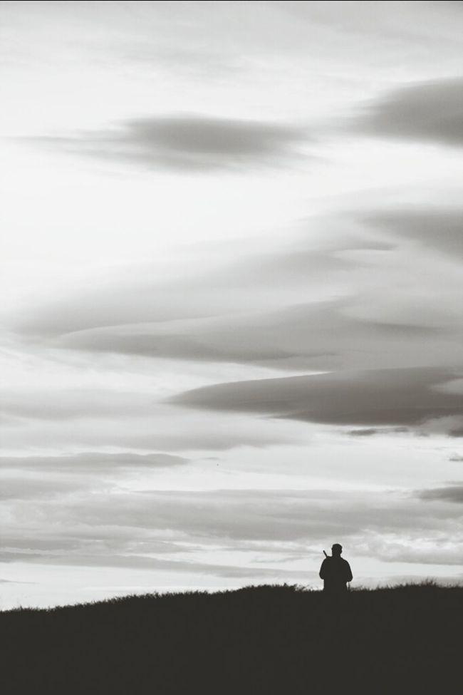 Saxnäs, Västerbotten Blackandwhite Silhouette Bw_collection EyeEm Best Shots - Landscape