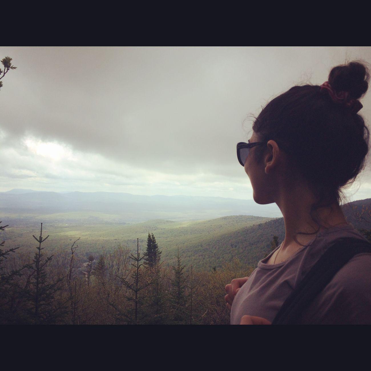 Hiking 25 km! Niceview