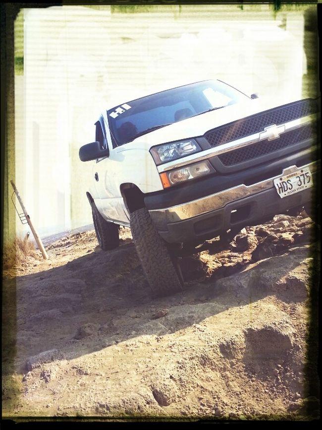 #Chevy Runs Deep!!!#Off Road Status!!#Maks!!